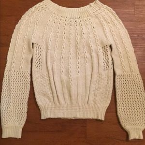 Anthropologie Knit sweater, XS